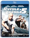 Blu-ray film Rychle a zbsile 5 (Fast and Furious 5, 2011)